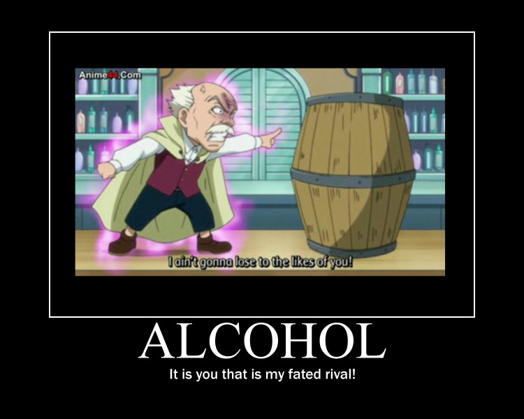 Alcohol by Valoja