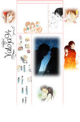 KiminiTodoke YouTube Wallpaper by Valoja