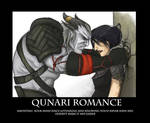 Qunari romance