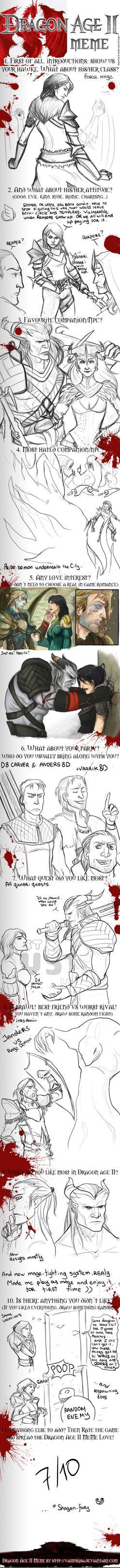DA2 meme by Cerviero