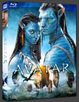 Avatar Blu-Ray Custom Cover