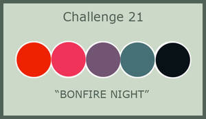 Challenge 21 by MorriganFearn