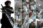 FFvsXIII - engine sword WIP1