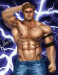 Thor's Fanart