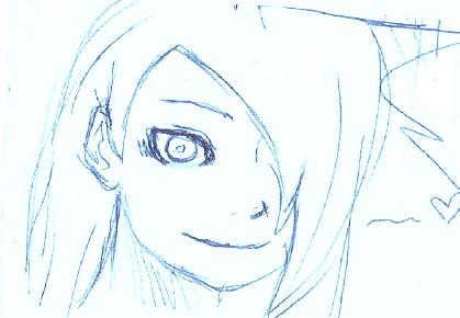 Deidara smile by ayumi26