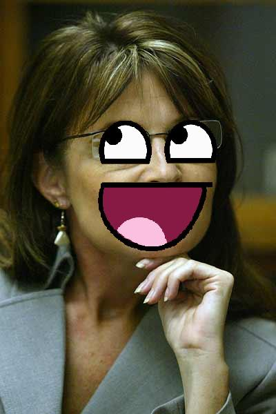 Sarah Palin LOLWUT? by 0celluloid-dreamer0