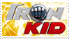 Iron Kid Stamp by SonicSpeedz