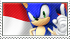 Indonesian Sonic Fans Stamp by SonicSpeedz