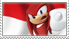Indonesian Knuckles Fans Stamp by SonicSpeedz