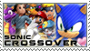 Sonic Crossover Stamp by SonicSpeedz