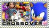 Sonic Crossover Stamp by SonicSpeedz