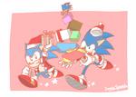 Sonics Santa