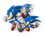 3 Sonics