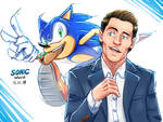 Sonic and James Marsden