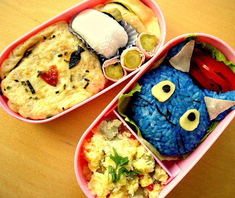 I love Fish-Bento by Cephis