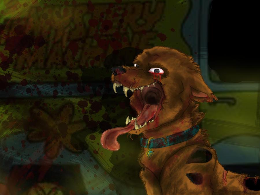 Happy Halloween - Scooby Doo by Spottedfire1212 on DeviantArt