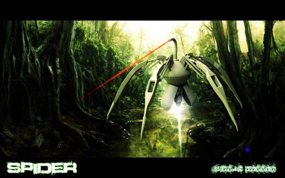 Cyber Spider