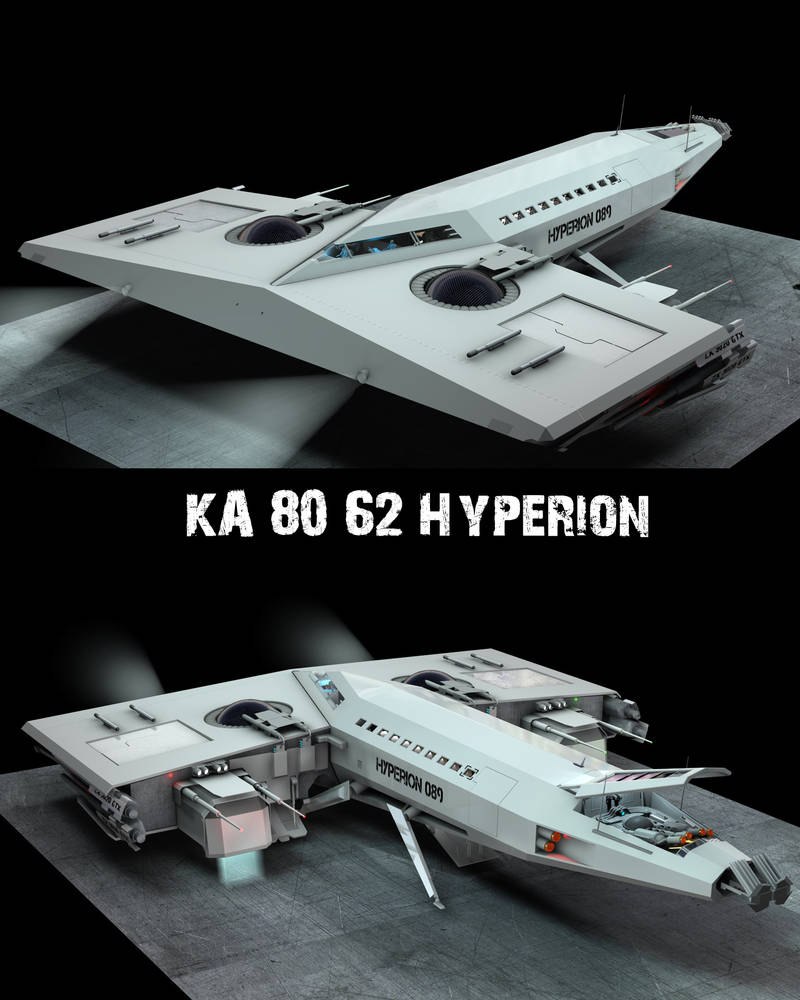 KA 80 62 -Hyperion