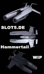 Hammertail WIP Slot5.de by Artificialproduction