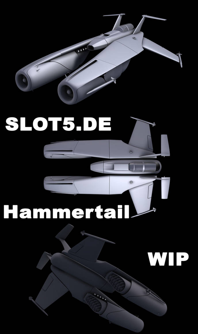 Hammertail WIP Slot5.de