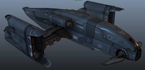 Spacecraft Bomber 2