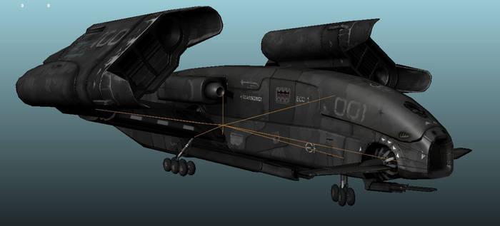 Bomber Rigged Game Model Slot5
