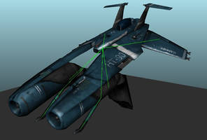 Hammertail rigged and skinned by Artificialproduction