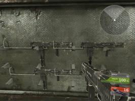 Pistol Ingame Screenshot by Artificialproduction