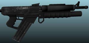 SRG-4 Rifle Texture Update 2