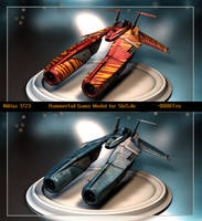 Hammertail Game Model Slot5 by Artificialproduction