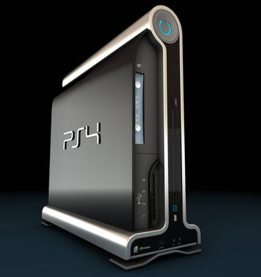 Playstation 4 Concept Final