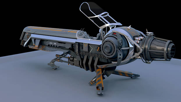 Spaceship, I guess