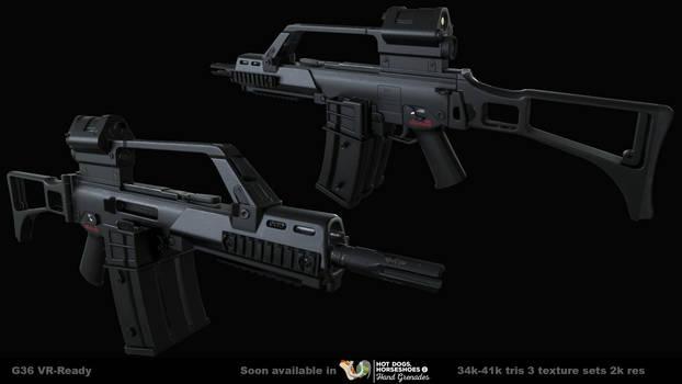 G36 short | VR