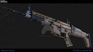 FN Scar mk16 VR