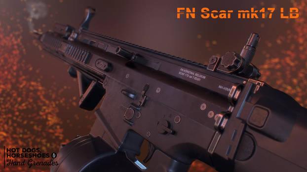 FN Scar mk17 LB