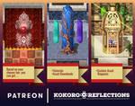 Kokoro Reflections is on Patreon! by kokororeflections