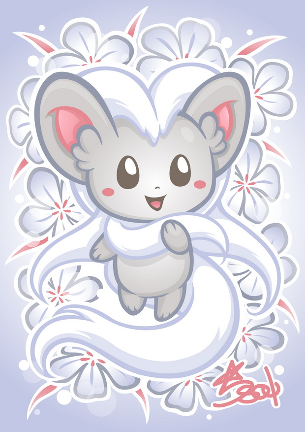 cinccino wallpaper - photo #7