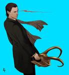 Thor FanArt: Loki