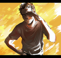 Teen Wolf FanArt: Last Summer by NinaKask