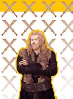 Hobbit FanArt: Fili by NinaKask