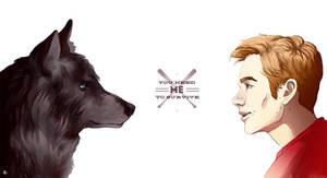 Teen Wolf FanArt: Trust by NinaKask