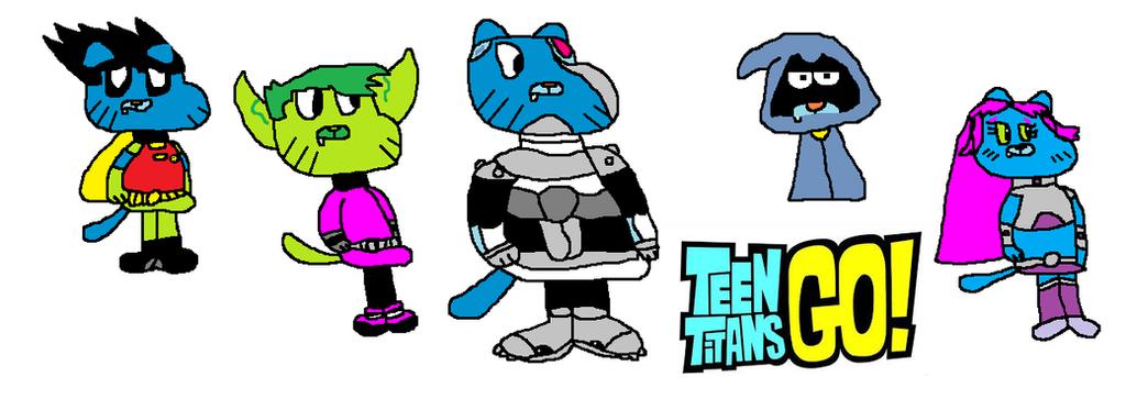 art teen titans go next