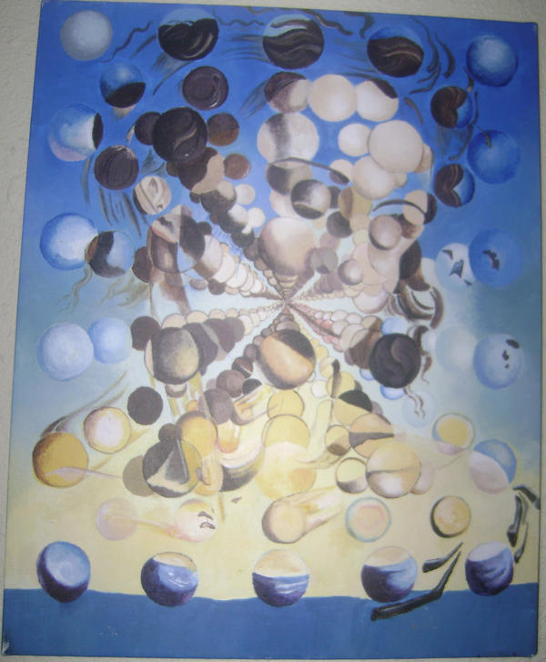 Galatea Of The Spheres...