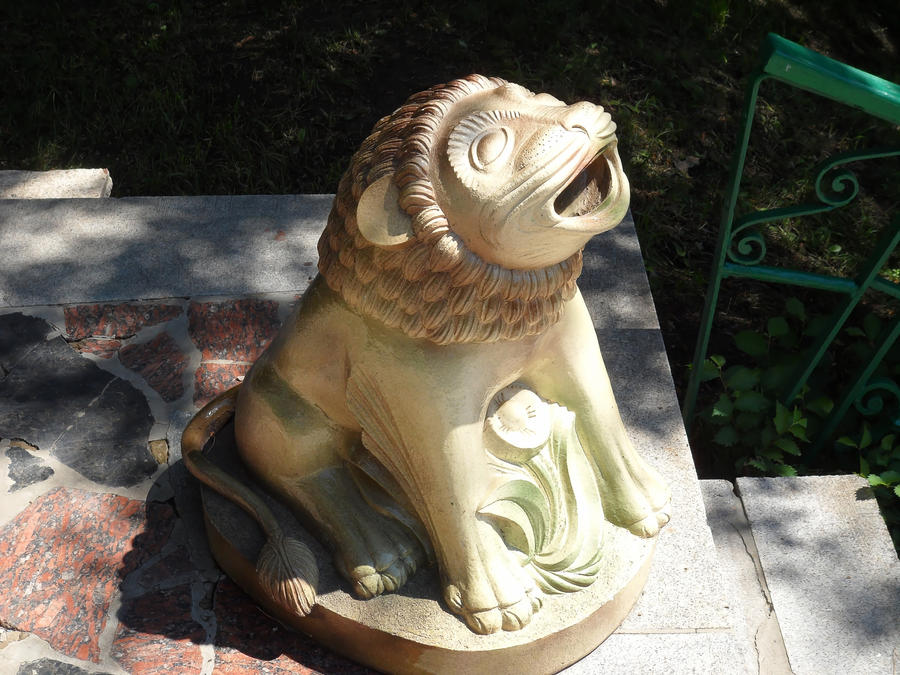 Kawaii Lion by Vrock8