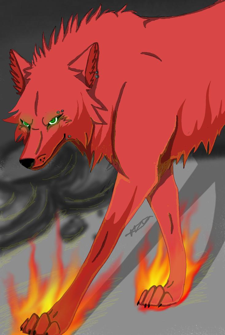 Heir of fire by ilovewolfsxxx