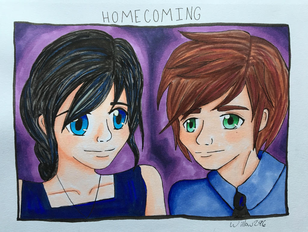 Homecoming  by willow296