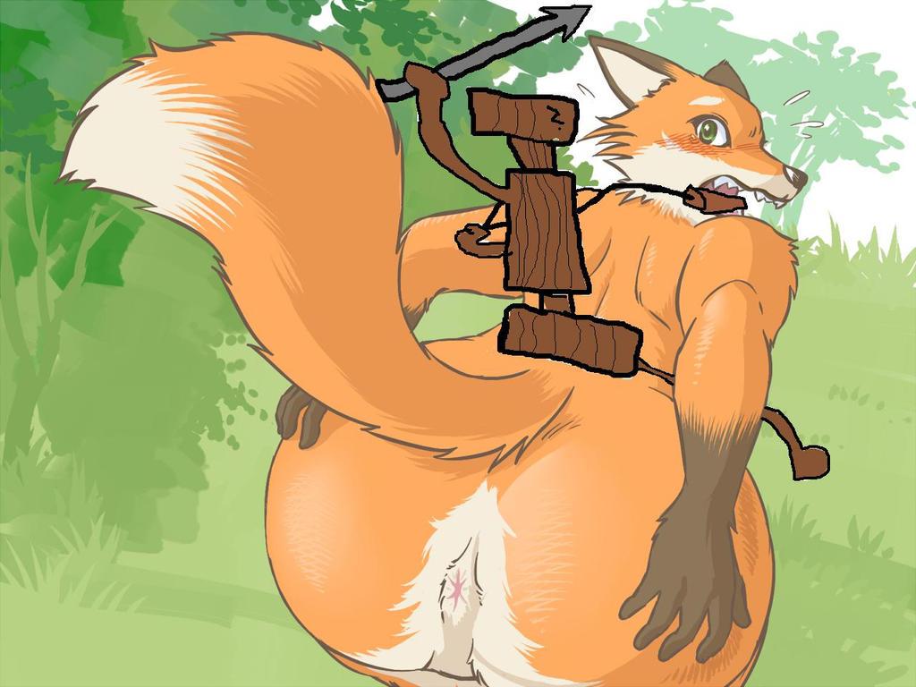 The Fox Rider by AATCBabies675