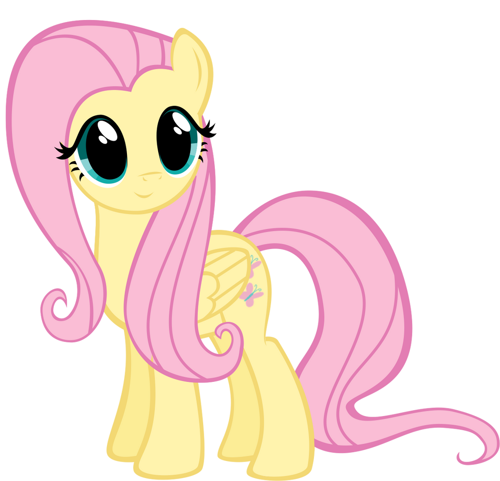 Fluttershy by TellabArt