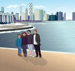 Family Vacation in the City