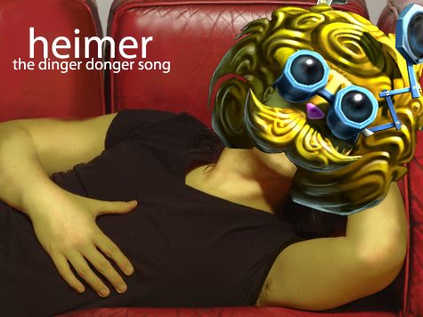 Image lol Heimer___The_Ding_Dong_Song_by_tinygerbil